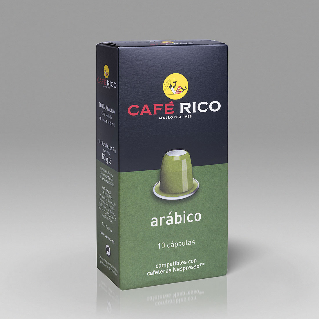 Cafe-Rico-Kaffeekapseln-Arabica