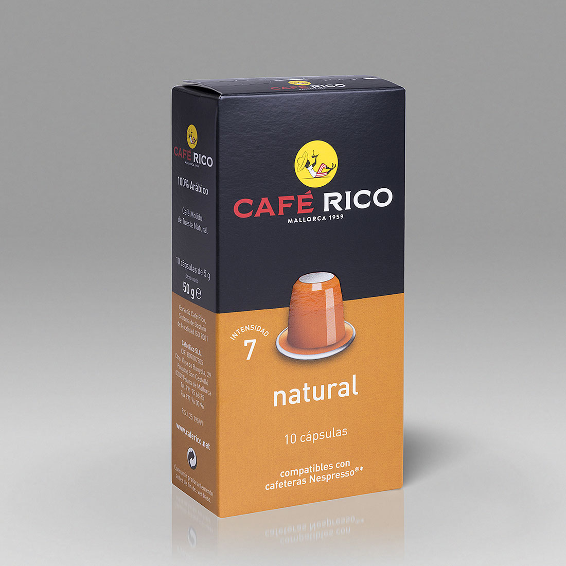 Cafe-Rico-Capsules-Naturel